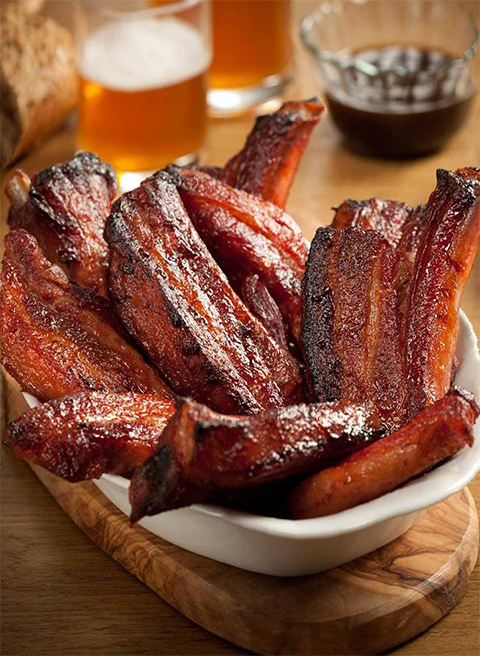 Spare Ribs Plate